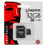 17 Kingston 32Gb MicroSD-HC SDC10/32GB